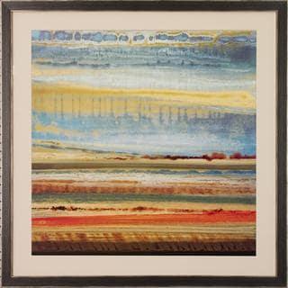 Art Virtuoso's Earth Layers Framed Art Print