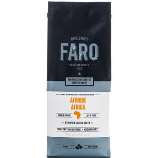 Faro Limited Roast 0.8-pound Ethiopian Whole Coffee Beans