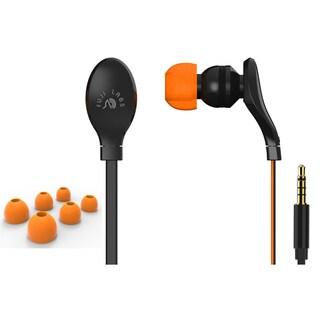 Fuji Labs Sonique SQ203 Black Designer In-Ear Headphones