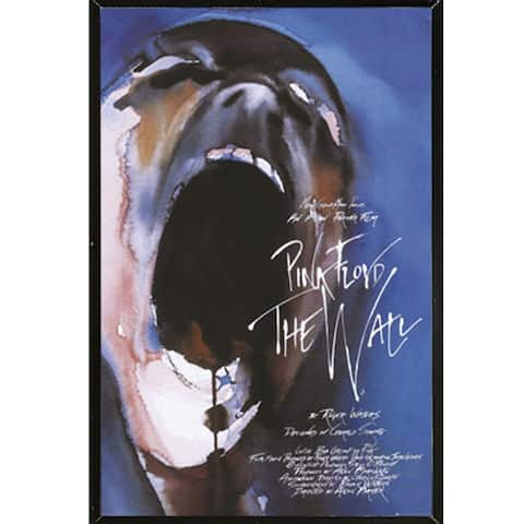 Roger Waters 'Pink Floyd's The Wall' 24-inch x 36-inch Wall Plaque