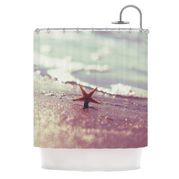 Kess InHouse Libertad Leal 'You are a Star' Shower Curtain (69x70)