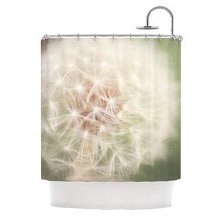 Kess InHouse Catherine McDonald 'Dandelion' Shower Curtain (69x70)