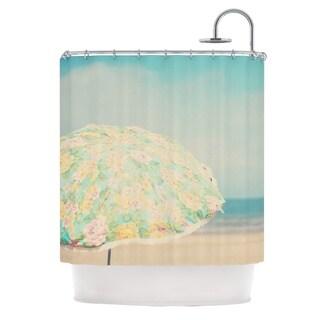 KESS InHouse Laura Evans 'A Summer Afternoon' Shower Curtain (69x70)
