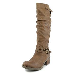Carlos Santana Women's 'Cassie' Faux Leather Boots