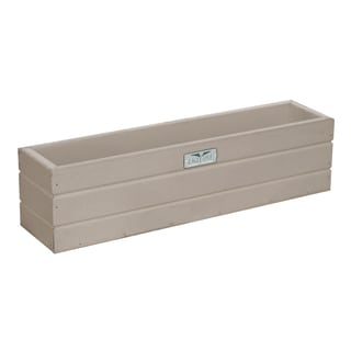 Eagle One Greenwood 21.5-inch x 5-inch x 5.5-inch Commercial-grade Window Box Planter