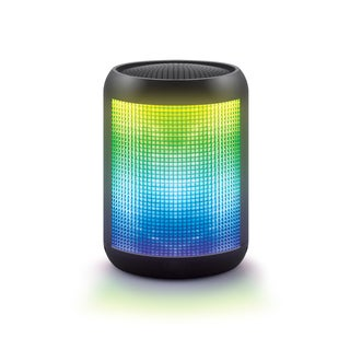 Merkury Innovations MOSEY LED Compact Bluetooth Speaker