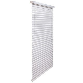 Vinyl Plus 2-inch Blind (11-17 Inches Wide)