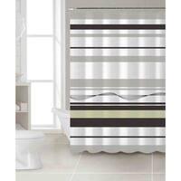 VCNY Karma 100-percent Cotton Shower Curtain