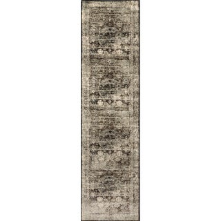 Contessa Granite Runner Rug (2'7 x 12'0)