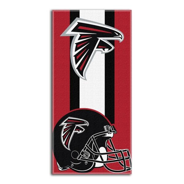 The Northwest Company NFL Atlanta Falcons Zone Read Beach Towel
