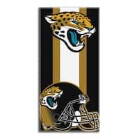 NFL 620 Jaguars Zone Read Beach Towel
