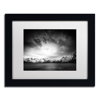 Philippe Sainte-Laudy 'Never Enough' Matted Framed Art - Black