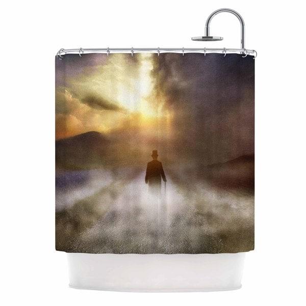 KESS InHouse Viviana Gonzalez 'Day Dream' Shower Curtain (69x70)