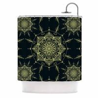 KESS InHouse Shirlei Patricia Muniz 'Mystic ll' Shower Curtain (69x70)