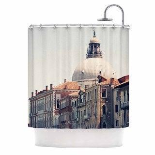 KESS InHouse Sylvia Coomes 'Venice 5' Shower Curtain (69x70)