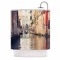 KESS InHouse Sylvia Coomes 'Venice 10' Shower Curtain (69x70)