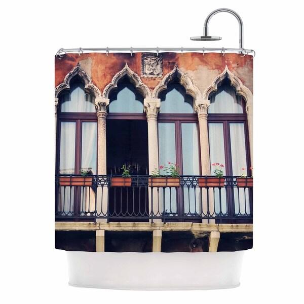 KESS InHouse Sylvia Coomes 'Venice 11' Shower Curtain (69x70)