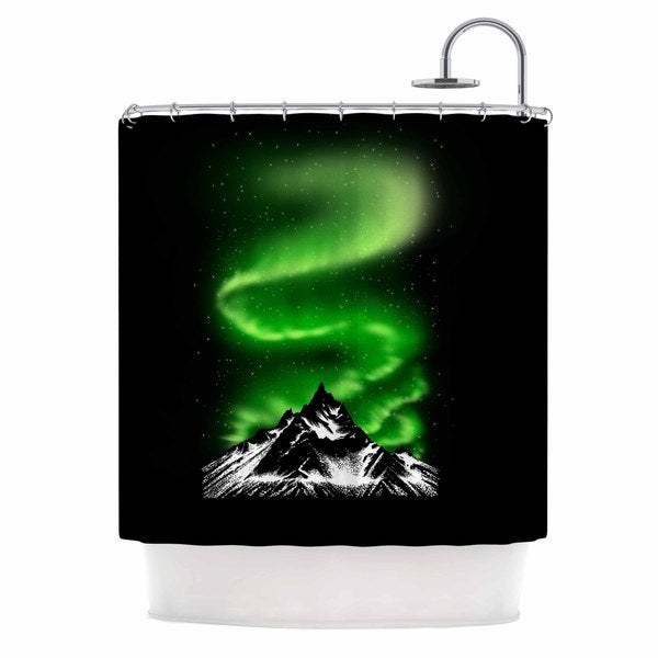 KESS InHouse BarmalisiRTB 'Aurora' Shower Curtain (69x70)