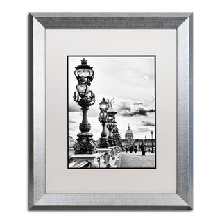 Philippe Hugonnard 'Dreaming of Paris' Matted Framed Art