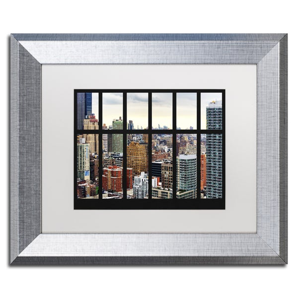 Shop Philippe Hugonnard \'NYC Penthouse\' Matted Framed Art - Free ...