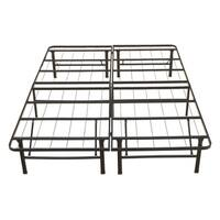Sleep Sync 18-inch Full Premium Platform Mattress Bed Frame