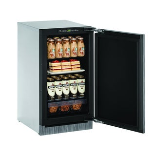 U-Line 2000 Series 2218 18-inch Integrated Solid Door Refrigerator