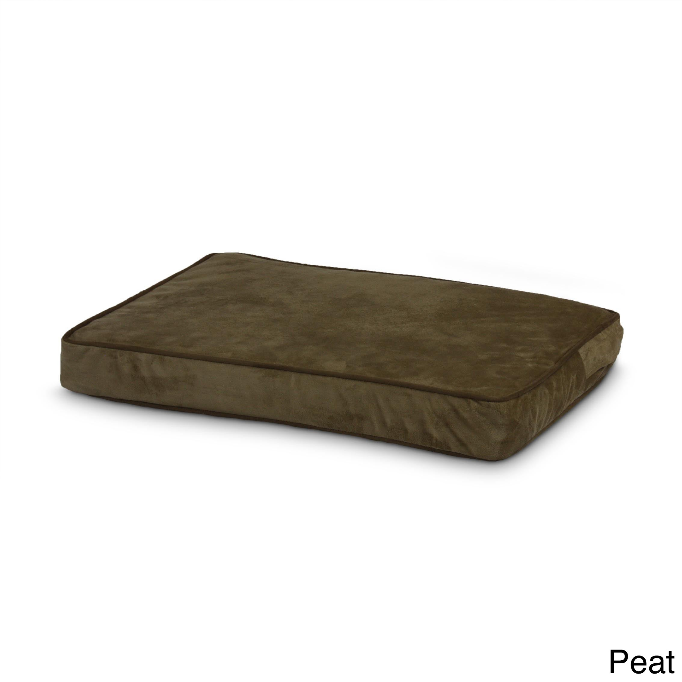 Snoozer Outlast Sleep System Dog Bed (Small Peat), Grey