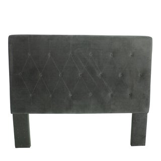 HomePop Velvet Headboard Full/Queen