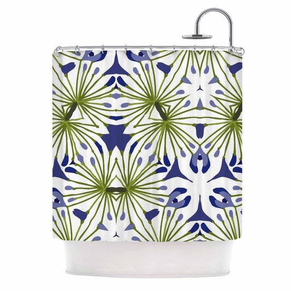 KESS InHouse Laura Nicholson 'Thalia' Shower Curtain (69x70)