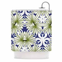 KESS InHouse Laura Nicholson 'Thalia' Shower Curtain (69x70)