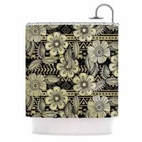 KESS InHouse Louise Machado 'Ink' Shower Curtain (69x70)