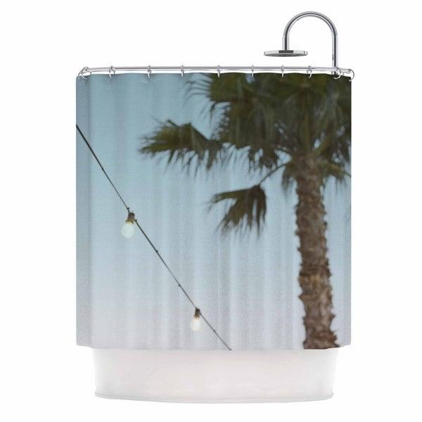 KESS InHouse Kristi Jackson 'Summer Nights' Shower Curtain (69x70)