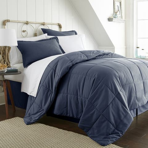 Merit Linens 8-piece Bed-in-a-Bag