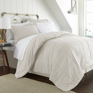 Merit Linens 8-piece Bed-in-a-Bag (King - Ivory)