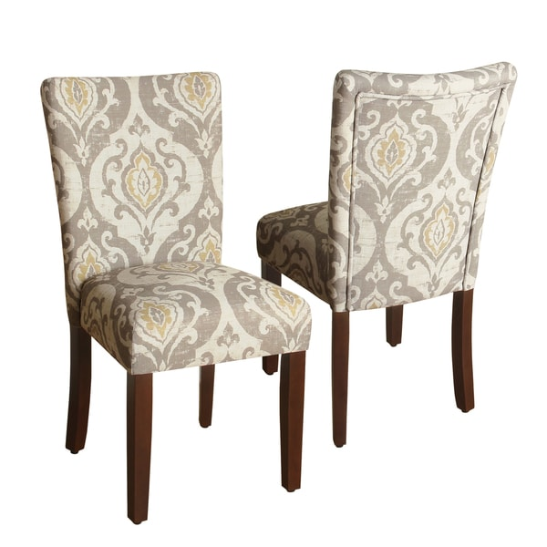 HomePop Suri Parson Dining Chair Set of 2 Free Shipping Today