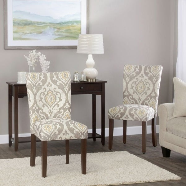 Dining Room Furniture Sale: Shop HomePop Suri Parson Dining Chair