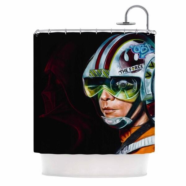 KESS InHouse Jared Yamahata 'Awakened' Shower Curtain (69x70)