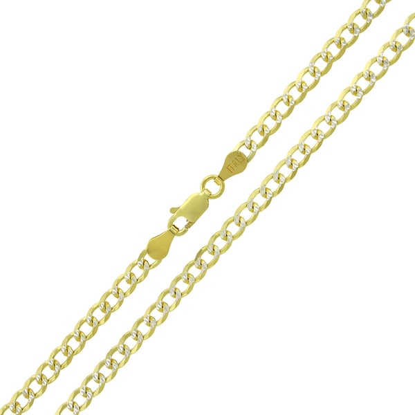Shop Authentic 14k Gold Italian Solid Sterling Silver 3