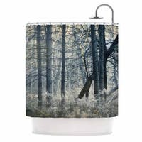 KESS InHouse Chelsea Victoria 'Out Of The Woods' Shower Curtain (69x70)