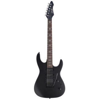 Stagg I300-GBK Heavy 'ISC' Gothic Black Electric Guitar