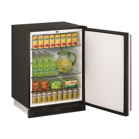 U-Line 2000 Series 1215 24-inch Integrated Refrigerator