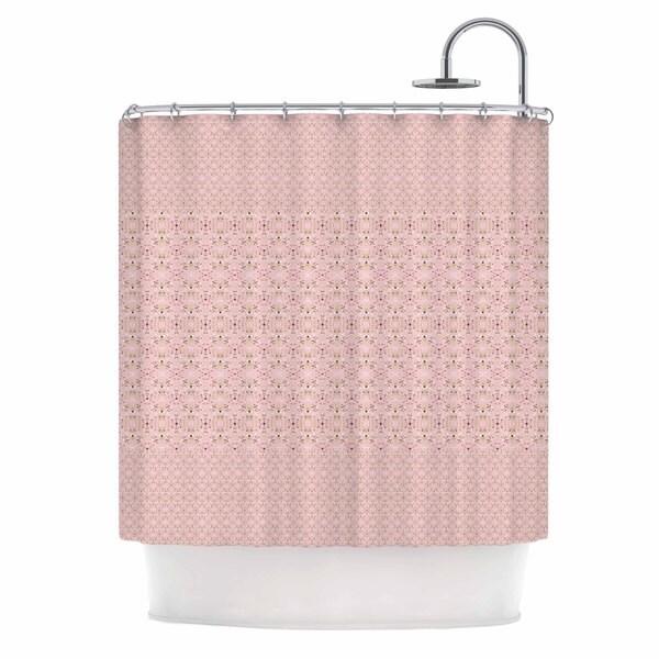 KESS InHouse Carolyn Greifeld 'Modern Shabby' Shower Curtain (69x70)