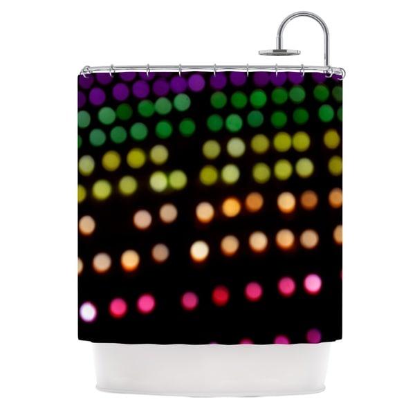 KESS InHouse Catherine McDonald 'City Lights' Shower Curtain (69x70)