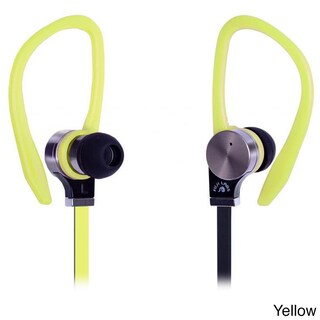 Fuji Labs Sonique SQ306 Premium Beryllium In-ear Headphones (Option: Yellow)