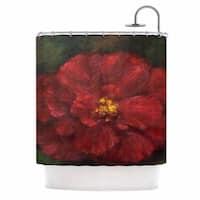 KESS InHouse Cyndi Steen 'My Beauty' Shower Curtain (69x70)