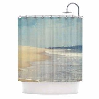 KESS InHouse Chelsea Victoria 'The Cape' Shower Curtain (69x70)