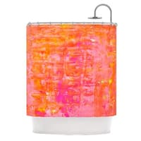 KESS InHouse CarolLynn Tice 'Wiggle' Shower Curtain (69x70)