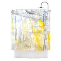 KESS InHouse CarolLynn Tice 'Abstraction' Shower Curtain (69x70)
