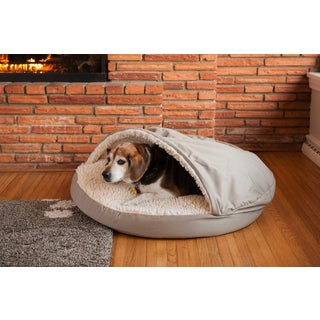 Snoozer Orthopedic Cozy Cave Pet Bed (More options available)