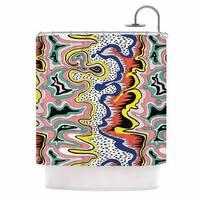KESS InHouse DLKG Design 'Modern Expression' Shower Curtain (69x70)